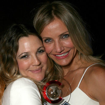 Drew Barrymore shared the sweetest message about her friendship with Cameron Diaz