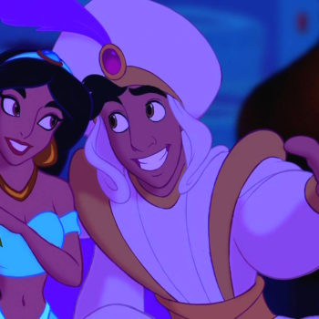 "Surprise, Disney just announced the cast for their upcoming live-action ""Aladdin"""