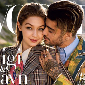 "Vogue apologized for calling Gigi Hadid and Zayn Malik ""gender fluid"""