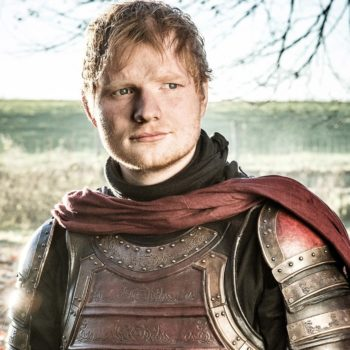 "Twitter's fire commentary was almost better than Ed Sheeran's ""Game of Thrones"" cameo last night"