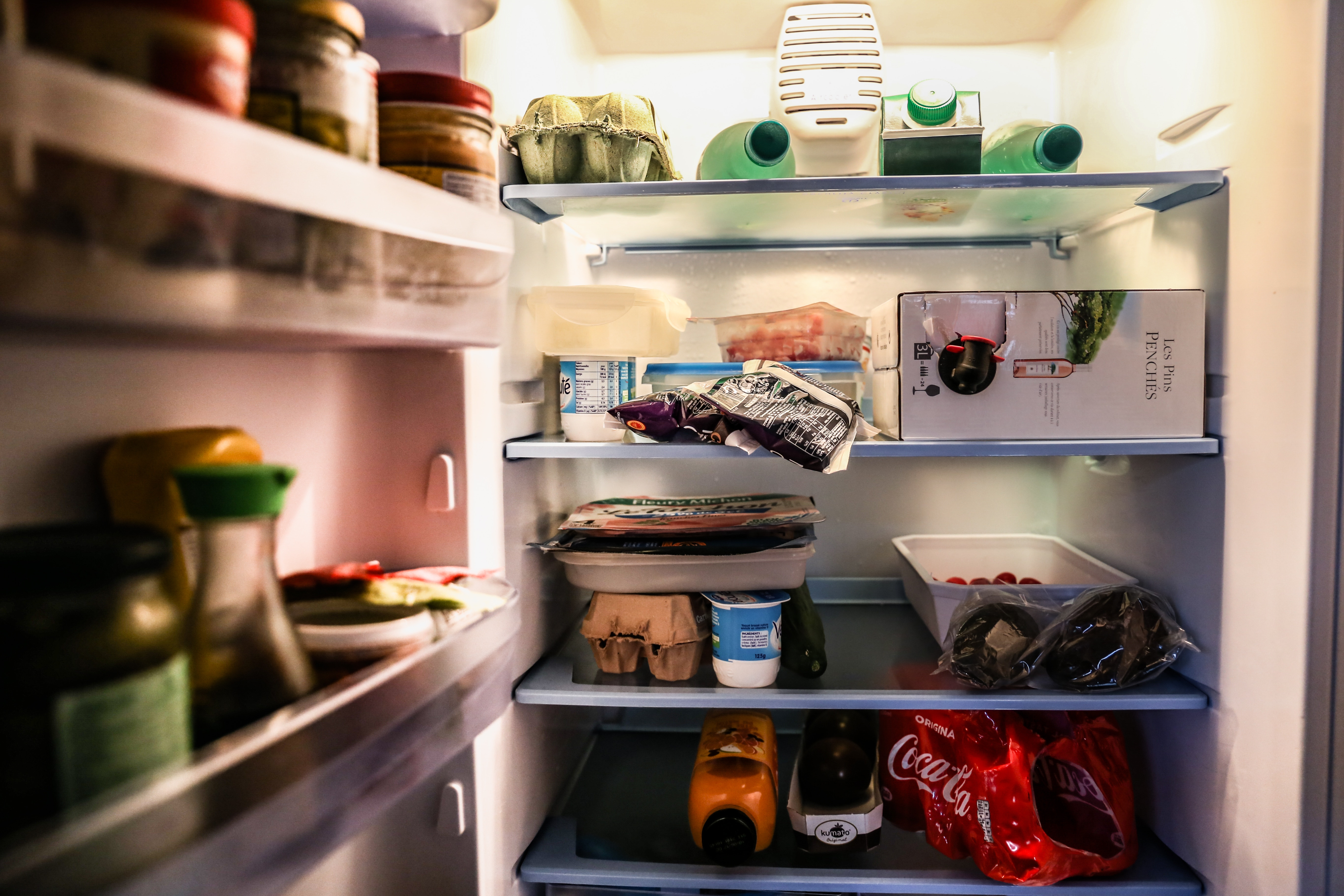 6 Things Every Grown Ass Woman Has In Her Refrigerator At All Times