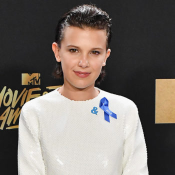 Millie Bobby Brown has launched a Twitter account to combat online hate and bullying