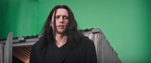"What is ""The Disaster Artist, the James Franco film people are saying is his best ever, about?"