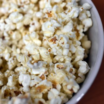 We just learned that Funfetti popcorn is real