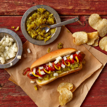 Here are all the places you can get free hot dogs on National Hot Dog Day today