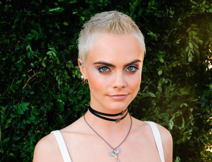 Cara Delevingne Showed Us Our New Favorite Way To Style A