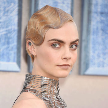"""Cara Delevingne has a song on the """"Valerian"""" soundtrack, because this girl is a damn triple threat"""