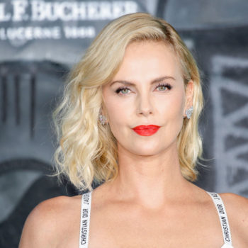 "Charlize Theron was originally Roxie Hart in ""Chicago,"" and wait, what?"