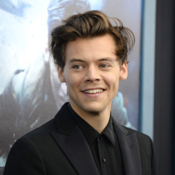 Harry Styles confirmed he has four nipples, and he's not mad about it