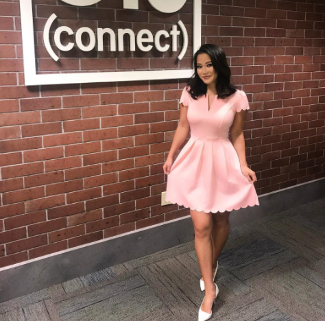 News anchors everywhere can't stop buying this $20 dress from Amazon — and now it's sold out