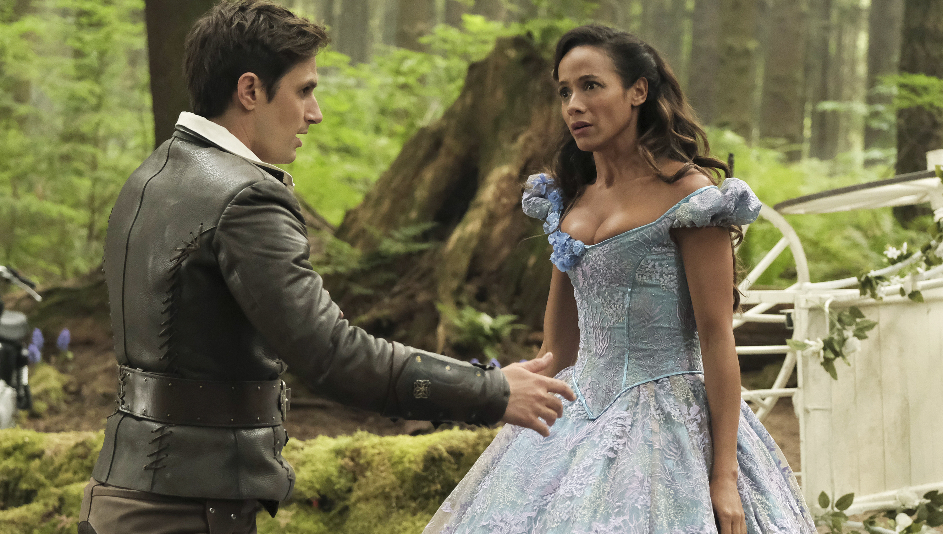 Amy Manson Once Upon A Time the 'once upon a time' team are revealing more details about