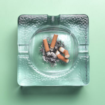 You now have to be 21 to buy cigarettes in New Jersey, FYI