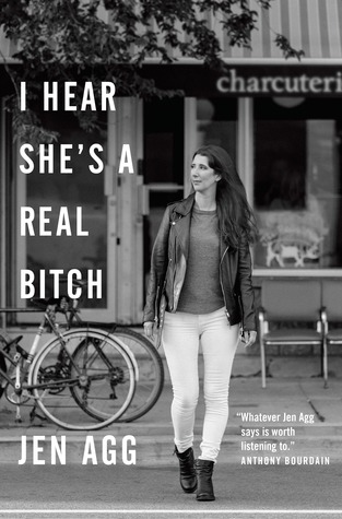 Picture of I Hear She's a Real Bitch Book