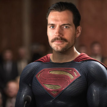 """Henry Cavill's mustache is causing a headache for the """"Justice League"""" reshoots, and yes, this is a real thing"""