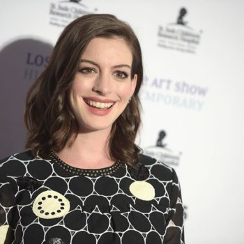 """Anne Hathaway may be replacing Amy Schumer in the """"Barbie"""" movie"""