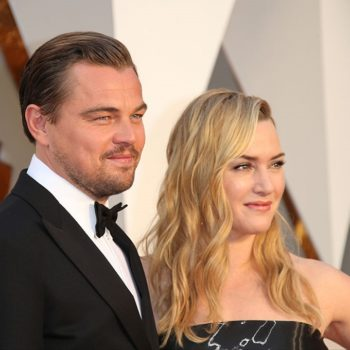 "One lucky ""Titanic"" fan can win a chance to dine with Leonardo DiCaprio and Kate Winslet"