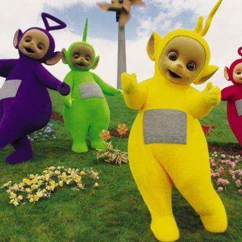 The Teletubbies had babies with each other, and the internet is SHOOK