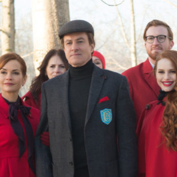 """Thanks to Twitter, """"Riverdale"""" fans actually helped fix Clifford Blossom's whole wig situation"""