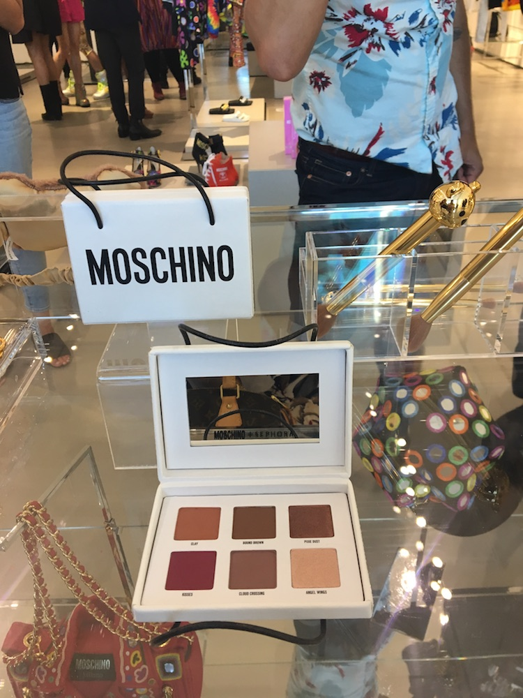 Here S The Lowdown On The Bear Ry Cute Moschino X Sephora Collection