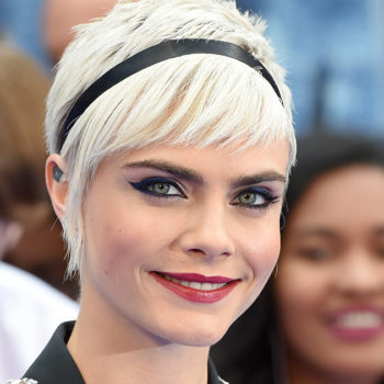 Cara Delevingne's idea of female strength is so damn powerful