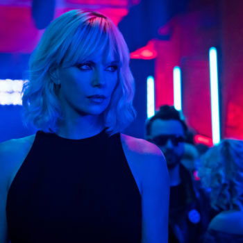 "The director of ""Atomic Blonde"" explains what went into Charlize Theron's icy introduction in the spy thriller"