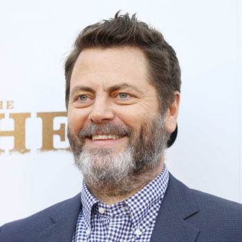 Alert all the Duke Silver fangirls — Nick Offerman's next movie is going to be a musical