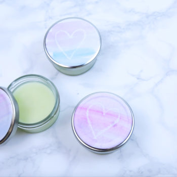 Relax your body and mind with this DIY Calm Balm