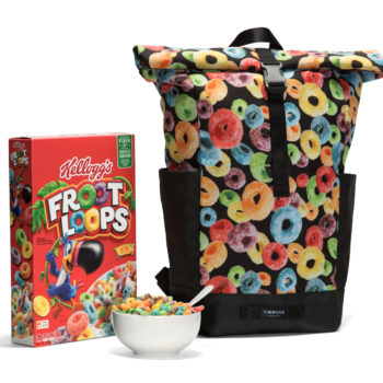 A Froot Loops backpack is here, just in time for back-to-school (or work, or just life)