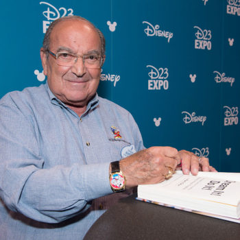 Marty Sklar, a Disney legend responsible for ALL your favorite things at the parks, has sadly passed away