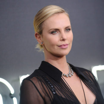 "Charlize Theron's love interest in ""Atomic Blonde"" wasn't supposed to be a woman"