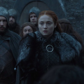 "There was a mini Stark reunion on ""Game of Thrones,"" and here come the emotions"