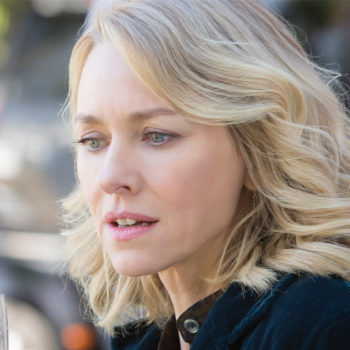 Naomi Watts believes that TV is where the best roles for women are right now