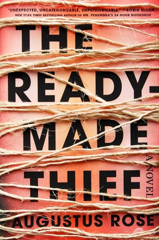 Picture of The Readymade Thief Book