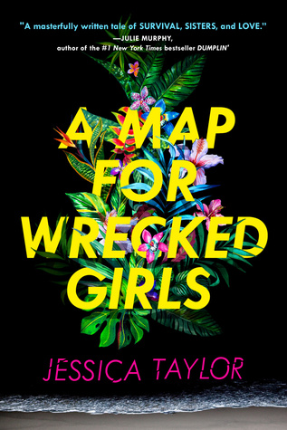 Picture of A Map for Wrecked Girls Book