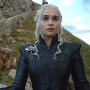 "Dany is taking names (but not setting things on fire — yet) in the trailer for next week's ""Game of Thrones"""