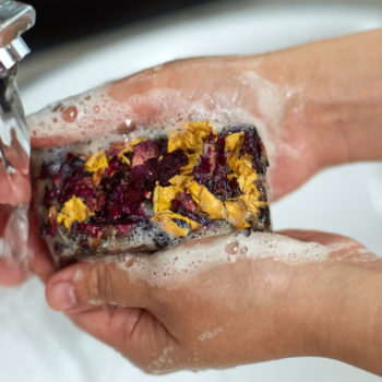 Lush released its first-ever gourmet soaps, and we want to fill our cupboards with them ASAP
