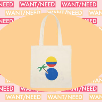 WANT/NEED: A tote bag that'll make you feel like a cool fashion girl, and more stuff you want to buy