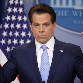The internet immediately turned Anthony Scaramucci's short White House career into a meme