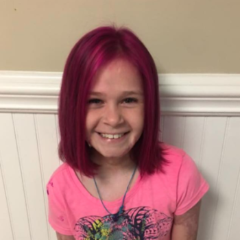The reason why this mom let her daughter dye her hair pink will destroy you