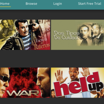 Say hello to Pantaya, a streaming site for Spanish-language films