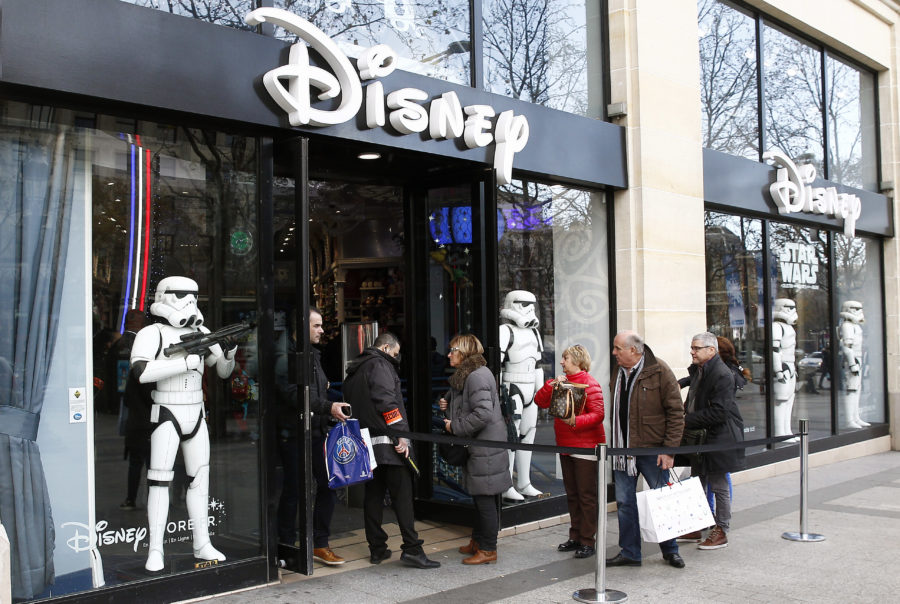 Disney just completely rebooted the Disney Store, and our paychecks are already gone