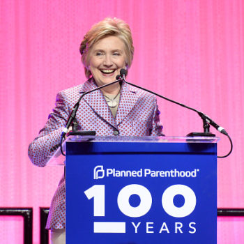 Hillary Clinton's favorite new pantsuit comes from a brand co-founded by two Millennial women, and TG