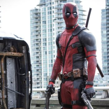 "Ryan Reynolds is currently ripped under his ""Deadpool 2"" suit, in case you had any doubts"