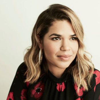 America Ferrera's poppy dress is a reminder that we aren't in Kansas anymore