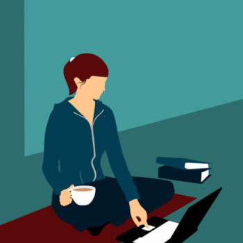 Working from home doesn't make me less ambitious, and other things people get wrong about my freelance career