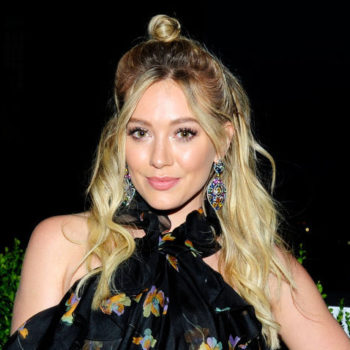 Fans noticed this weird connection between Hilary Duff and the 2018 Emmy winners