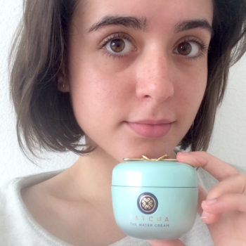 """A review of baby's first moisturizer, Tatcha's """"The Water Cream"""""""