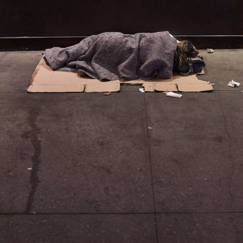 This is how much New York's homeless population would grow if rents went up by just 5%