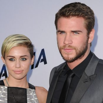"""Miley Cyrus posted the sweetest """"I miss you"""" message to Liam Hemsworth on Instagram"""