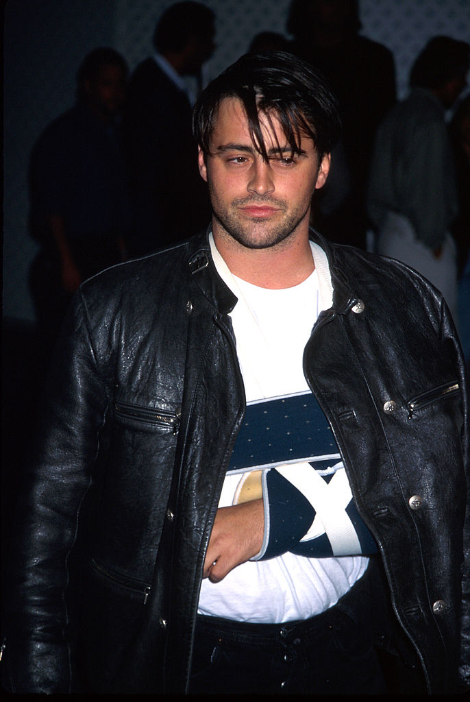 Matt Leblanc Reveals Why Joey Had His Arm In A Sling On
